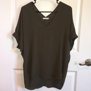 Lush shirt L